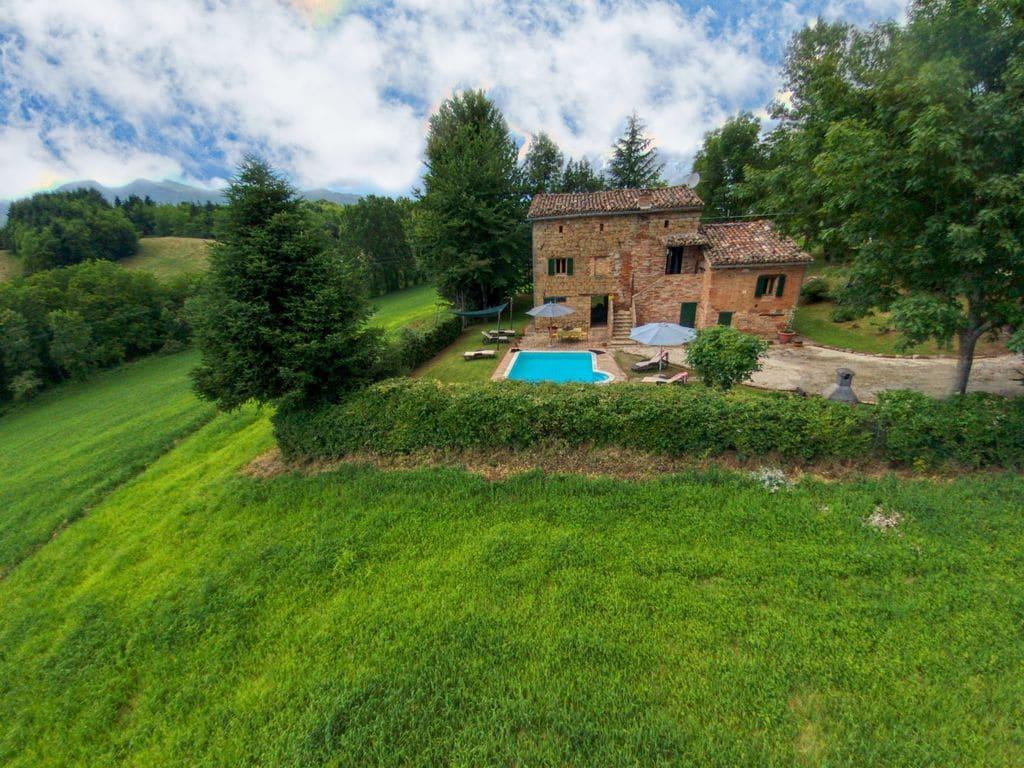 Ferienhaus Villa Faggio (256837), Amandola, Fermo, Marken, Italien, Bild 4