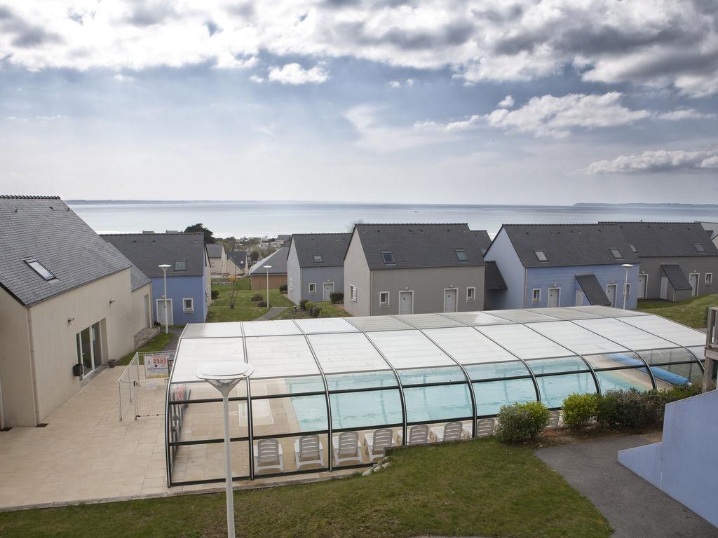 Ferienhaus Schöne Ferienwohnung auf der aufregenden Halbinsel Crozon (308048), Plomodiern, Atlantikküste Finistère, Bretagne, Frankreich, Bild 4