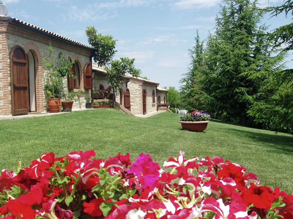 Ferienhaus mit Bergblick in Montelparo Marche mit Pool (256835), Falerone, Fermo, Marken, Italien, Bild 33