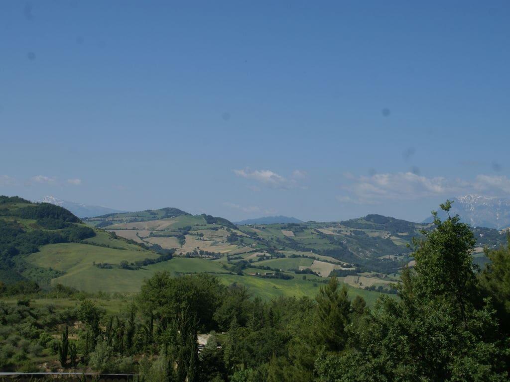 Ferienhaus mit Bergblick in Montelparo Marche mit Pool (256835), Falerone, Fermo, Marken, Italien, Bild 31
