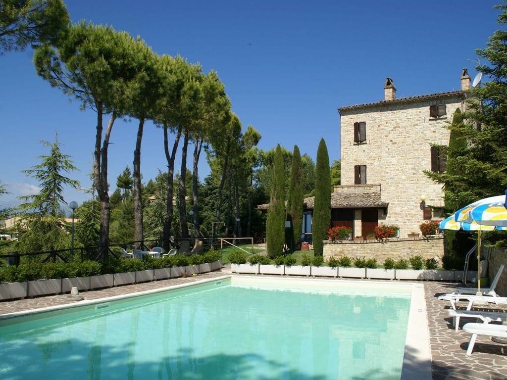 Ferienhaus mit Bergblick in Montelparo Marche mit Pool (256835), Falerone, Fermo, Marken, Italien, Bild 9