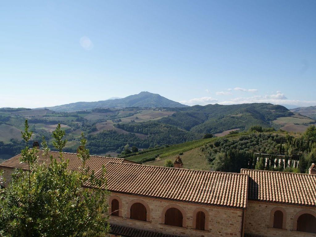 Ferienhaus mit Bergblick in Montelparo Marche mit Pool (256835), Falerone, Fermo, Marken, Italien, Bild 22