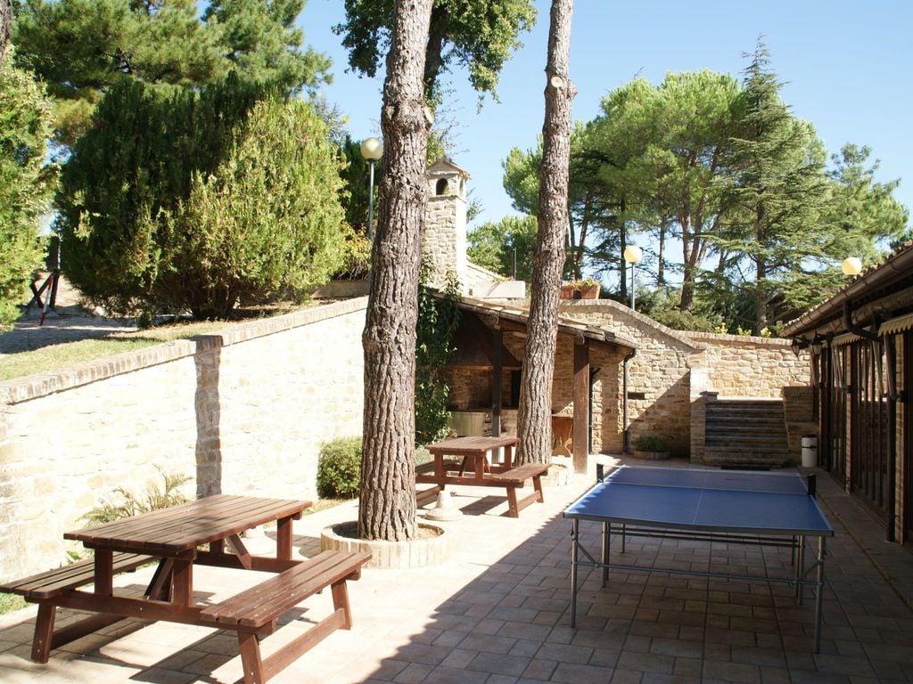 Ferienhaus mit Bergblick in Montelparo Marche mit Pool (256835), Falerone, Fermo, Marken, Italien, Bild 29