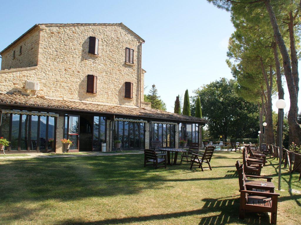 Ferienhaus mit Bergblick in Montelparo Marche mit Pool (256835), Falerone, Fermo, Marken, Italien, Bild 25