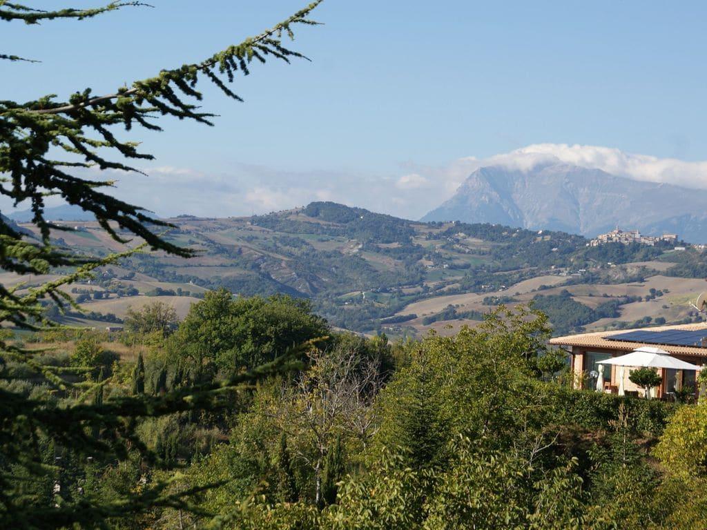 Ferienhaus mit Bergblick in Montelparo Marche mit Pool (256835), Falerone, Fermo, Marken, Italien, Bild 30