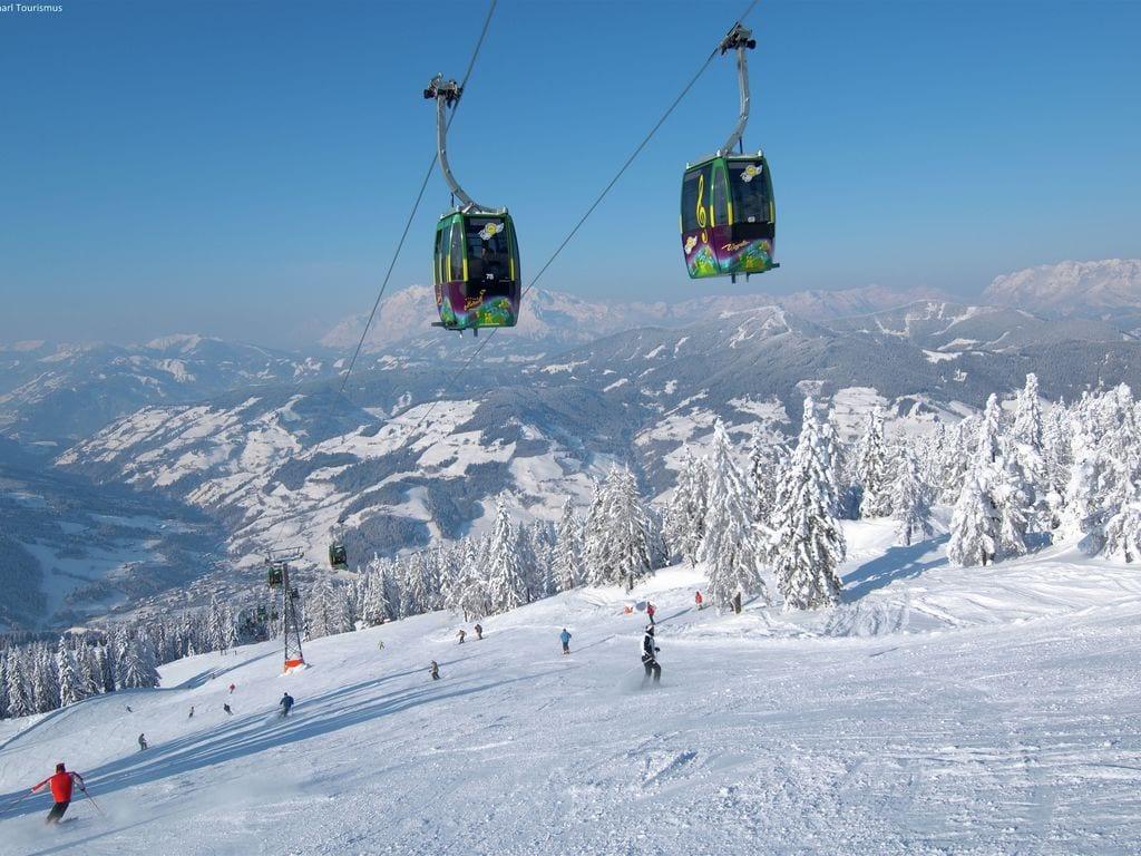 Ferienwohnung Geräumiges Apartment mit Garten beim Skigebiet in Wagrain (253603), Wagrain, Pongau, Salzburg, Österreich, Bild 21