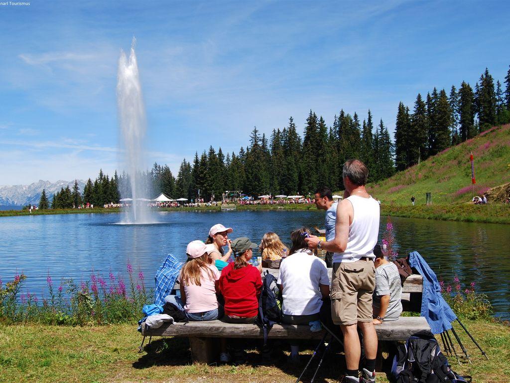 Ferienwohnung Geräumiges Apartment mit Garten beim Skigebiet in Wagrain (253603), Wagrain, Pongau, Salzburg, Österreich, Bild 28