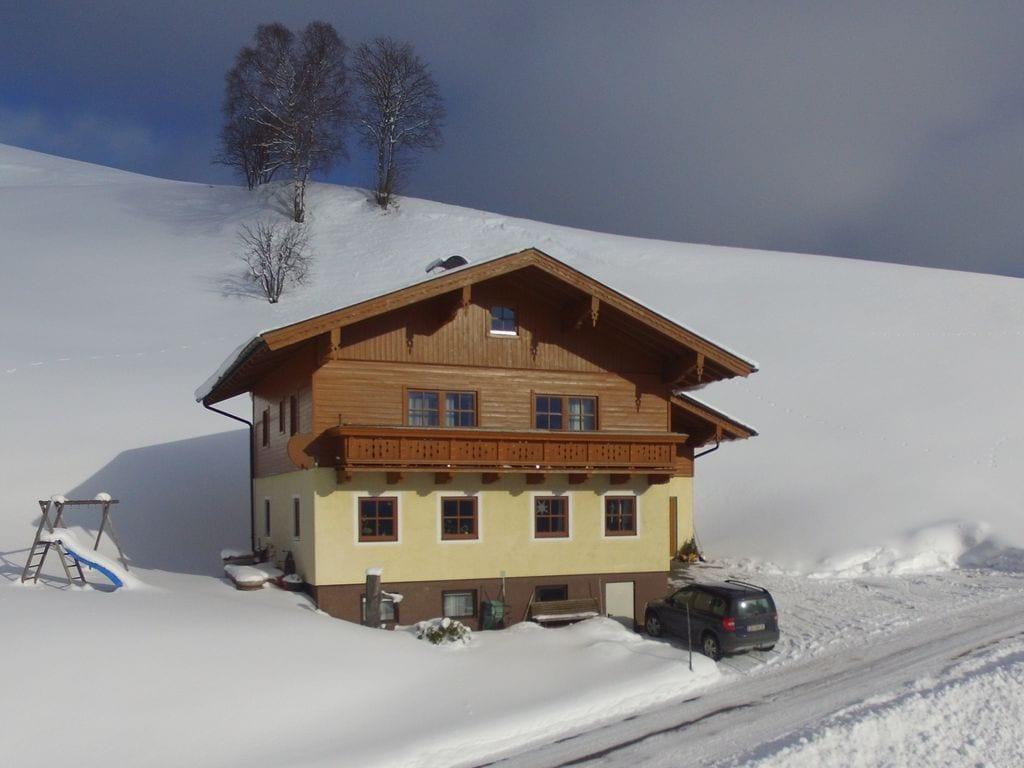 Ferienwohnung Geräumiges Apartment mit Garten beim Skigebiet in Wagrain (253603), Wagrain, Pongau, Salzburg, Österreich, Bild 2