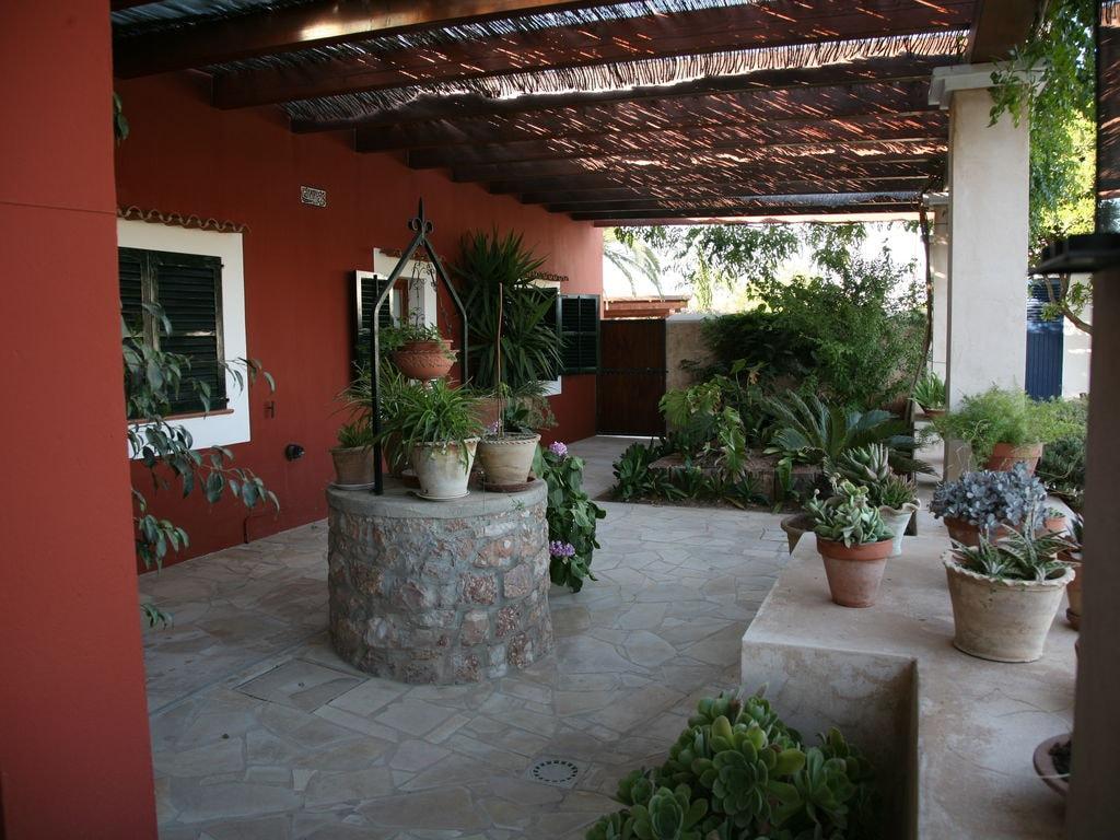Ferienhaus Geräumiges Ferienhaus in St. Josep de sa Talaia mit Pool (562880), Urbanització Sierra Mar, Ibiza, Balearische Inseln, Spanien, Bild 23