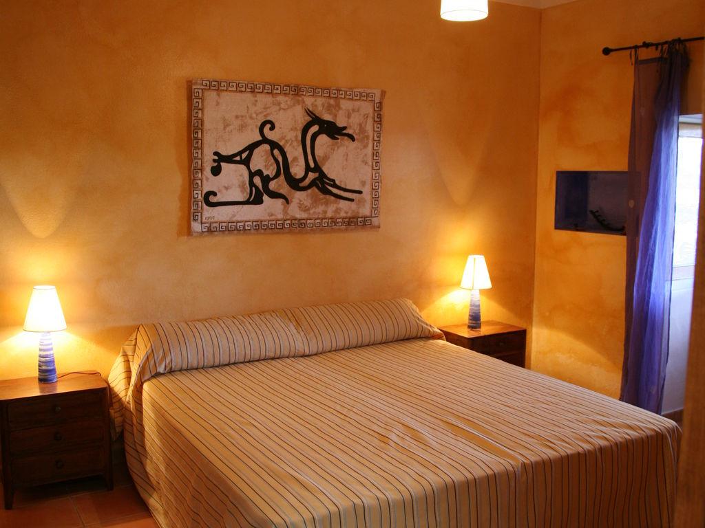 Ferienhaus Geräumiges Ferienhaus in St. Josep de sa Talaia mit Pool (562880), Urbanització Sierra Mar, Ibiza, Balearische Inseln, Spanien, Bild 13