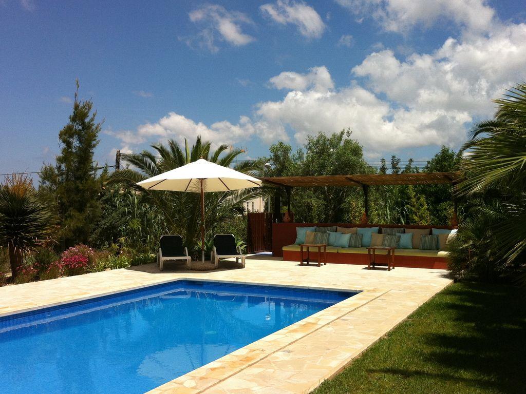 Ferienhaus Geräumiges Ferienhaus in St. Josep de sa Talaia mit Pool (562880), Urbanització Sierra Mar, Ibiza, Balearische Inseln, Spanien, Bild 3