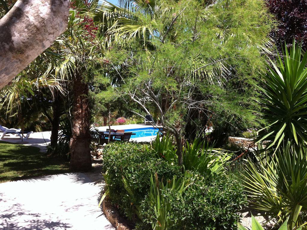 Ferienhaus Geräumiges Ferienhaus in St. Josep de sa Talaia mit Pool (562880), Urbanització Sierra Mar, Ibiza, Balearische Inseln, Spanien, Bild 27