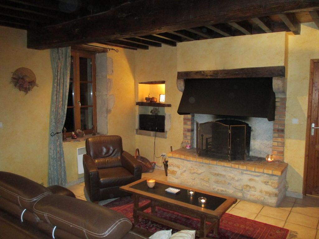 Ferienhaus La maison du père Patin (223498), Isenay, Nièvre, Burgund, Frankreich, Bild 7