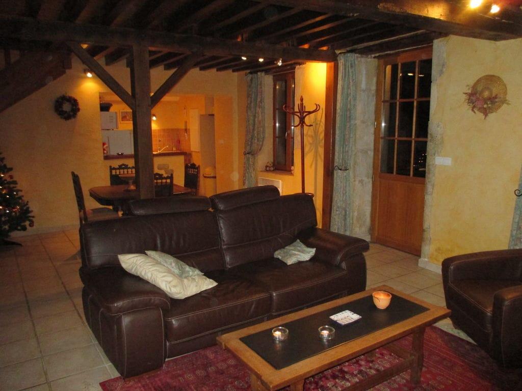 Ferienhaus La maison du père Patin (223498), Isenay, Nièvre, Burgund, Frankreich, Bild 8