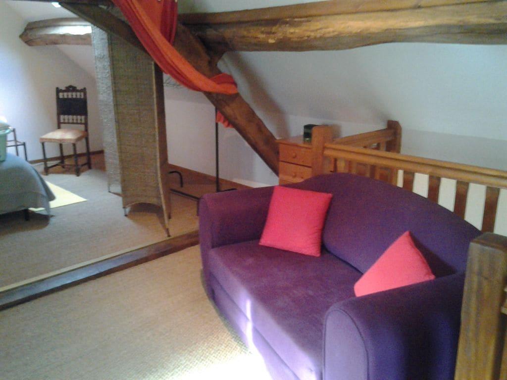 Ferienhaus La maison du père Patin (223498), Isenay, Nièvre, Burgund, Frankreich, Bild 18