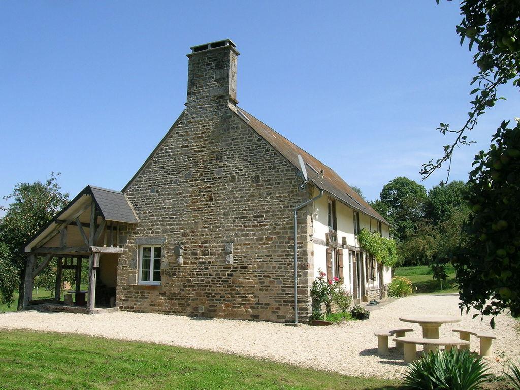 Ferienhaus Heslonniere (223542), Isigny le Buat, Manche, Normandie, Frankreich, Bild 4