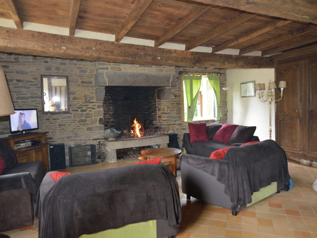 Ferienhaus Gemütliches Ferienhaus in Le Mesnil-Boeufs mit Garten (223542), Isigny le Buat, Manche, Normandie, Frankreich, Bild 10