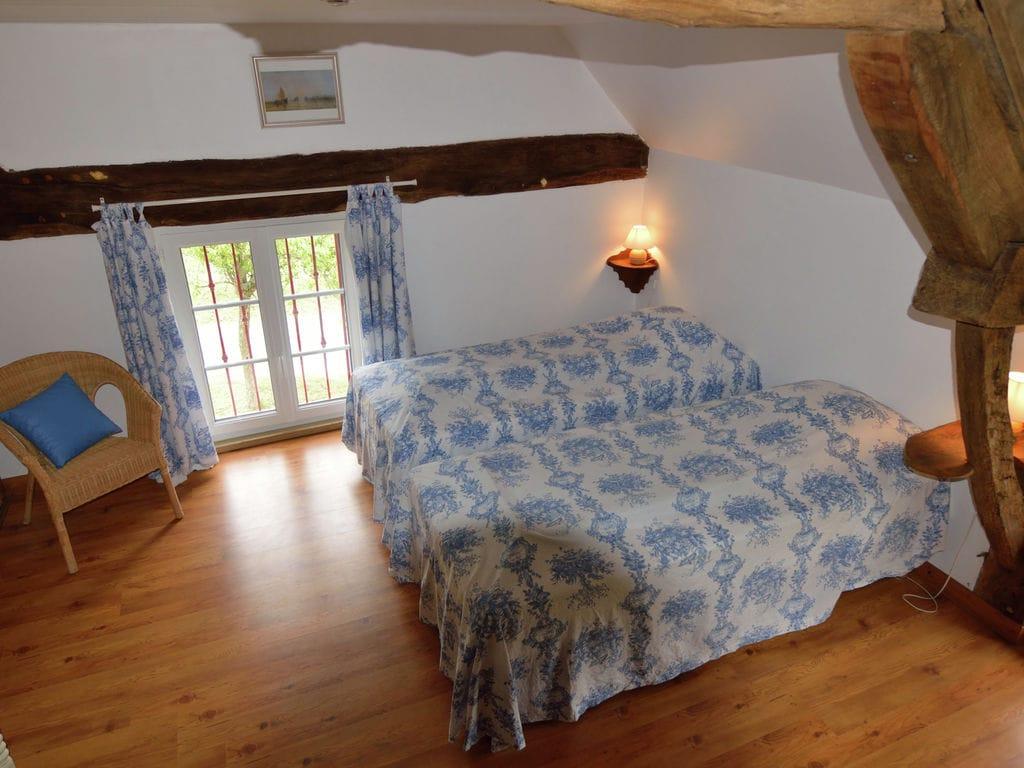 Ferienhaus Gemütliches Ferienhaus in Le Mesnil-Boeufs mit Garten (223542), Isigny le Buat, Manche, Normandie, Frankreich, Bild 15