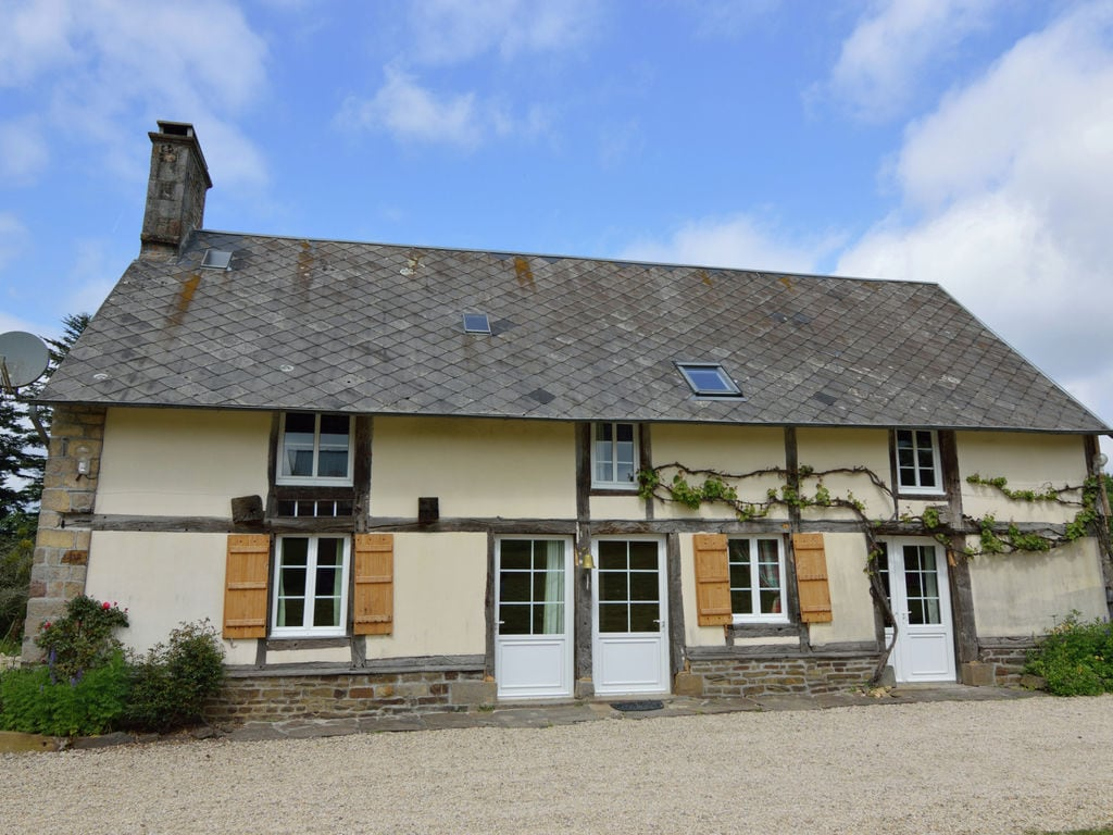 Ferienhaus Gemütliches Ferienhaus in Le Mesnil-Boeufs mit Garten (223542), Isigny le Buat, Manche, Normandie, Frankreich, Bild 1