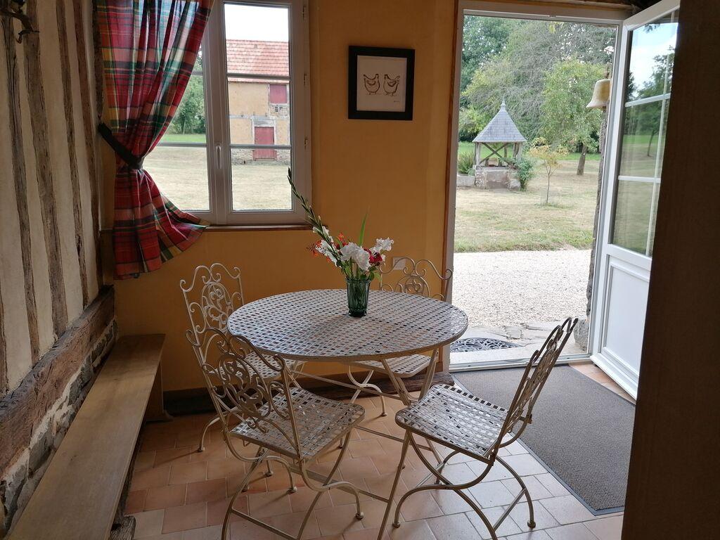 Ferienhaus Gemütliches Ferienhaus in Le Mesnil-Boeufs mit Garten (223542), Isigny le Buat, Manche, Normandie, Frankreich, Bild 9