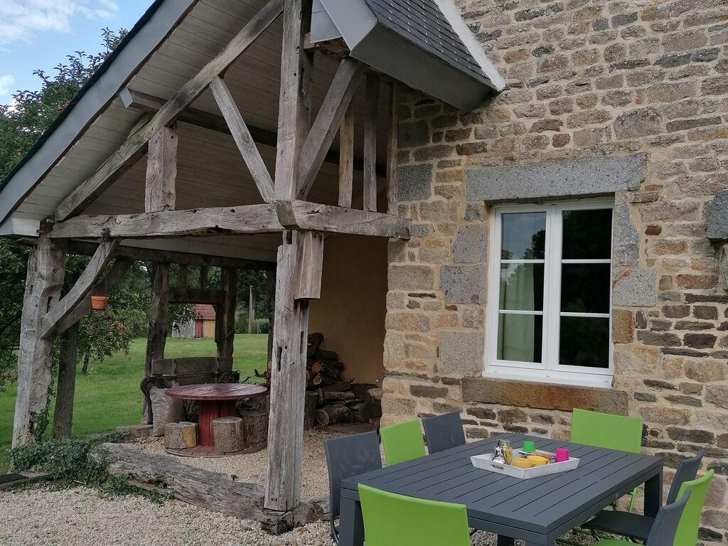 Ferienhaus Gemütliches Ferienhaus in Le Mesnil-Boeufs mit Garten (223542), Isigny le Buat, Manche, Normandie, Frankreich, Bild 8