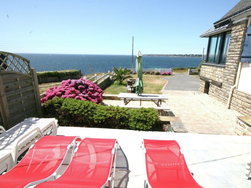 Ferienhaus Wunderschöne Villa in Kerdoualen mit Sauna (223613), Moëlan sur Mer, Atlantikküste Finistère, Bretagne, Frankreich, Bild 3