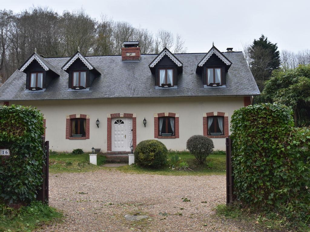 Ferienhaus Gemütliches Ferienhaus in Etretat mit Garten (224147), Étretat, Seine-Maritime, Normandie, Frankreich, Bild 25