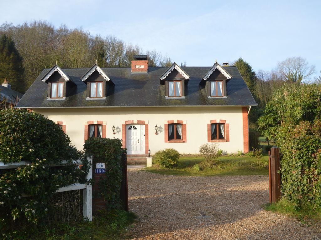 Ferienhaus Le Colibri 2 (224146), Étretat, Seine-Maritime, Normandie, Frankreich, Bild 1