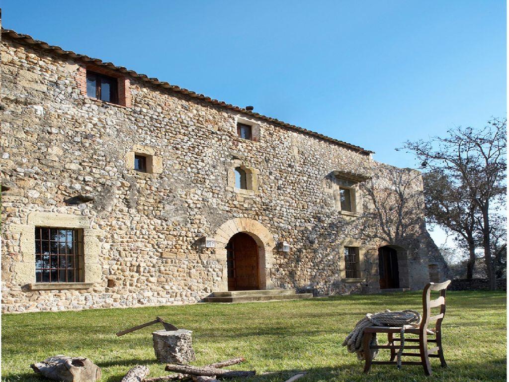 Can Borras Ferienhaus in Spanien