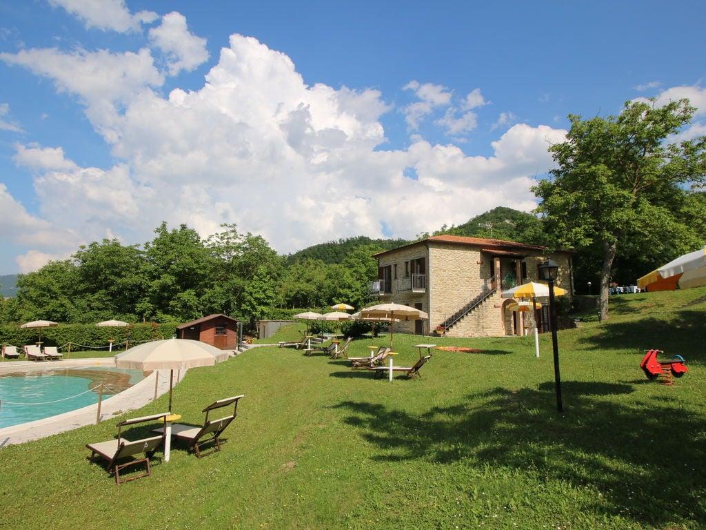 Ferienhaus Idyllisches Landhaus mit Pool in Apecchio (256825), Apecchio, Pesaro und Urbino, Marken, Italien, Bild 4