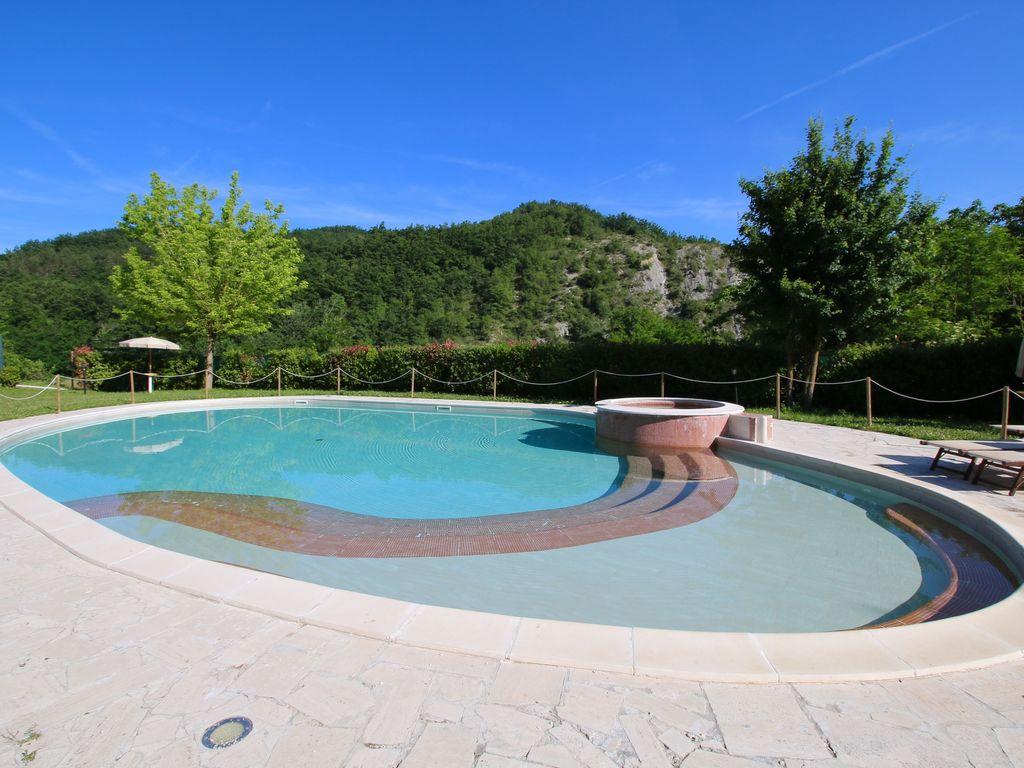 Ferienhaus Idyllisches Landhaus mit Pool in Apecchio (256825), Apecchio, Pesaro und Urbino, Marken, Italien, Bild 8