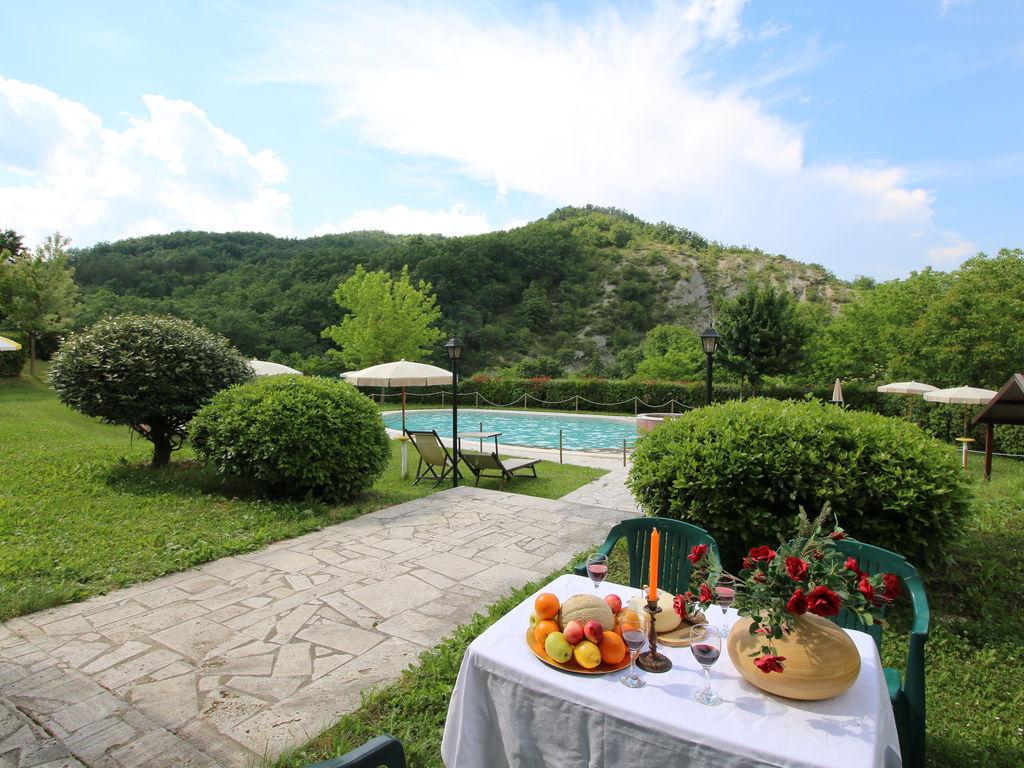 Ferienhaus Idyllisches Landhaus mit Pool in Apecchio (256825), Apecchio, Pesaro und Urbino, Marken, Italien, Bild 21
