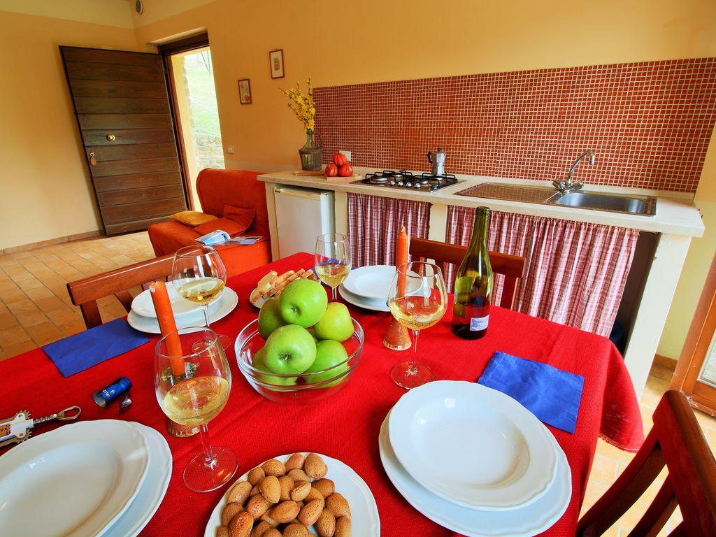 Ferienhaus Idyllisches Landhaus mit Pool in Apecchio (256825), Apecchio, Pesaro und Urbino, Marken, Italien, Bild 17