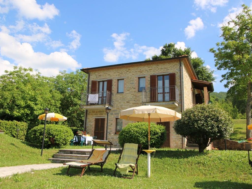 Ferienhaus Idyllisches Landhaus mit Pool in Apecchio (256825), Apecchio, Pesaro und Urbino, Marken, Italien, Bild 3