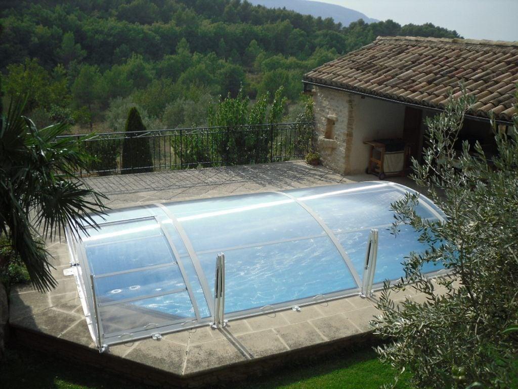 Holiday house Wunderschönes Ferienhaus mit Schwimmbad in Oppède (224953), Oppède, Vaucluse, Provence - Alps - Côte d'Azur, France, picture 4