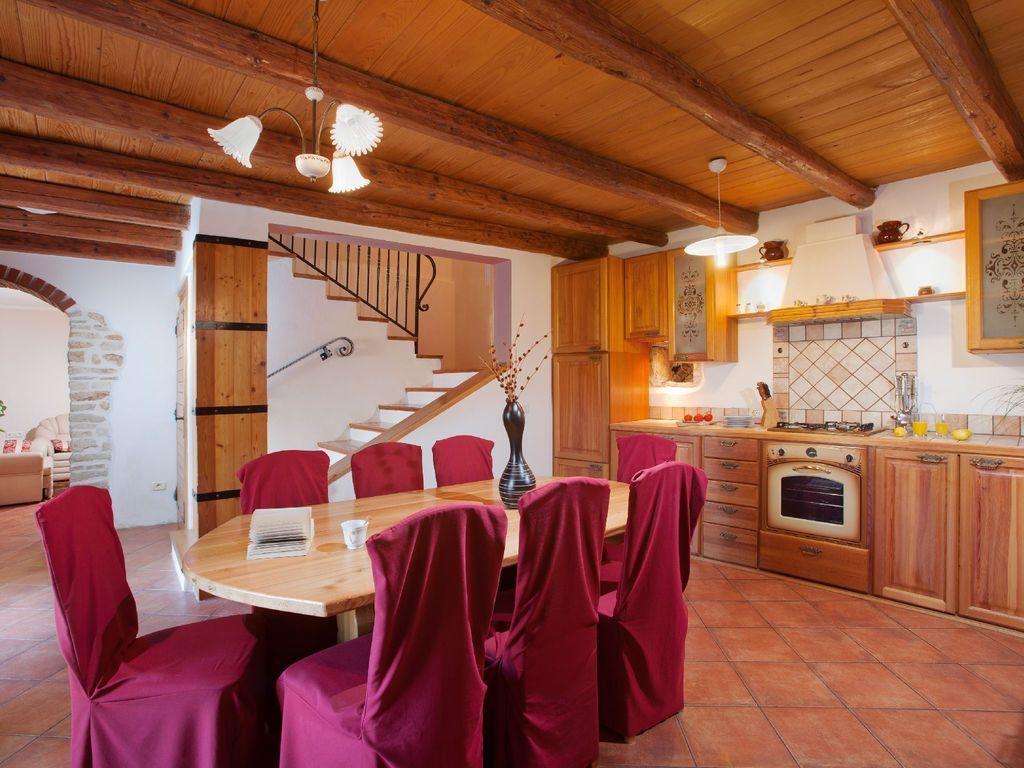 Ferienhaus Wunderschöne Villa mit eigenem Pool in Vodnjan (225029), Marcana, , Istrien, Kroatien, Bild 12