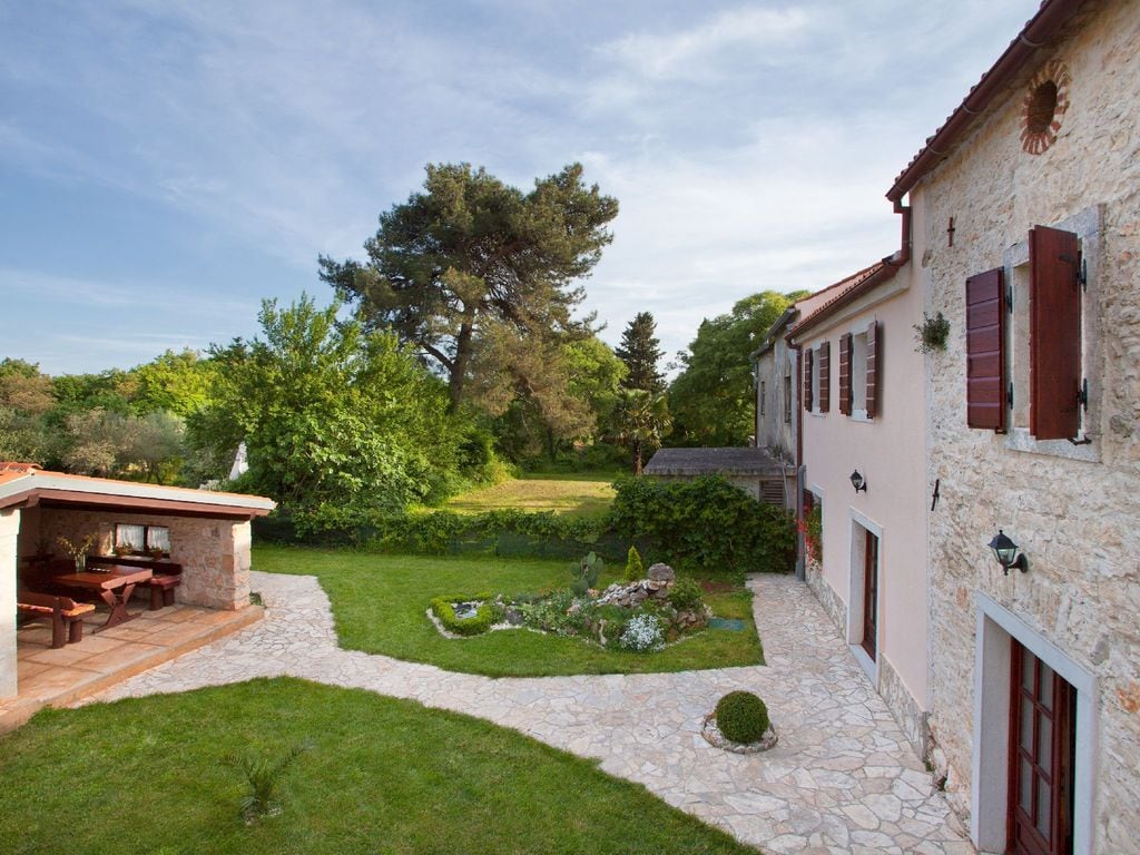 Ferienhaus Wunderschöne Villa mit eigenem Pool in Vodnjan (225029), Marcana, , Istrien, Kroatien, Bild 24