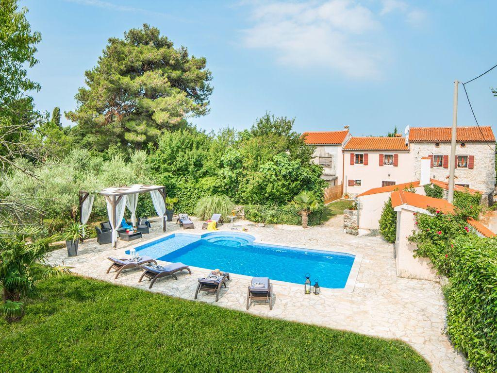 Ferienhaus Wunderschöne Villa mit eigenem Pool in Vodnjan (225029), Marcana, , Istrien, Kroatien, Bild 1