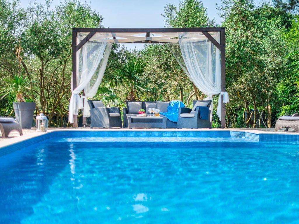 Ferienhaus Wunderschöne Villa mit eigenem Pool in Vodnjan (225029), Marcana, , Istrien, Kroatien, Bild 6