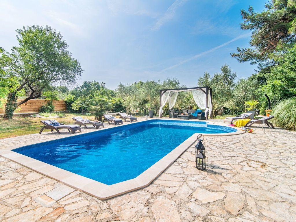 Ferienhaus Wunderschöne Villa mit eigenem Pool in Vodnjan (225029), Marcana, , Istrien, Kroatien, Bild 9