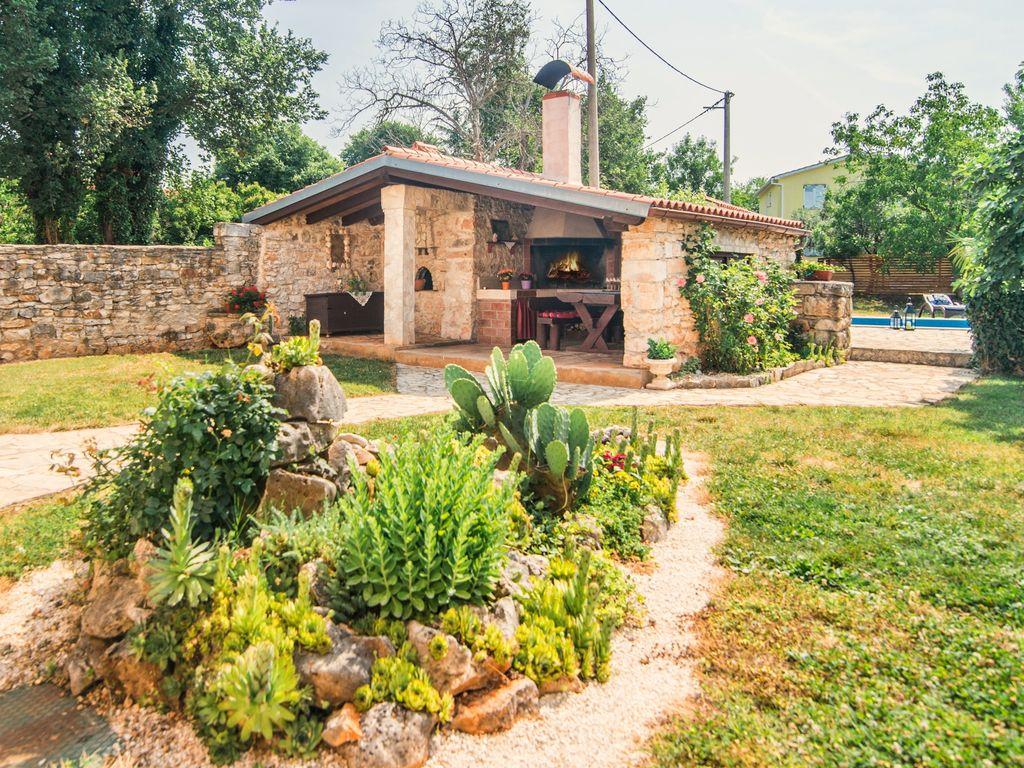Ferienhaus Wunderschöne Villa mit eigenem Pool in Vodnjan (225029), Marcana, , Istrien, Kroatien, Bild 22