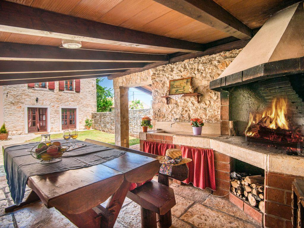 Ferienhaus Wunderschöne Villa mit eigenem Pool in Vodnjan (225029), Marcana, , Istrien, Kroatien, Bild 21