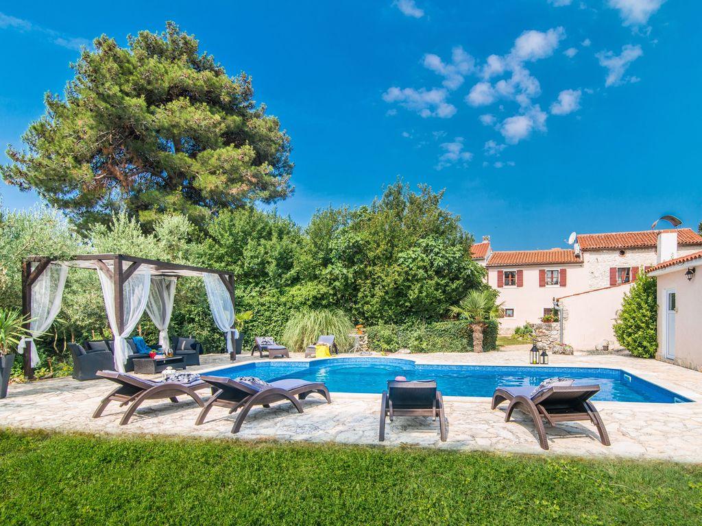 Ferienhaus Wunderschöne Villa mit eigenem Pool in Vodnjan (225029), Marcana, , Istrien, Kroatien, Bild 3