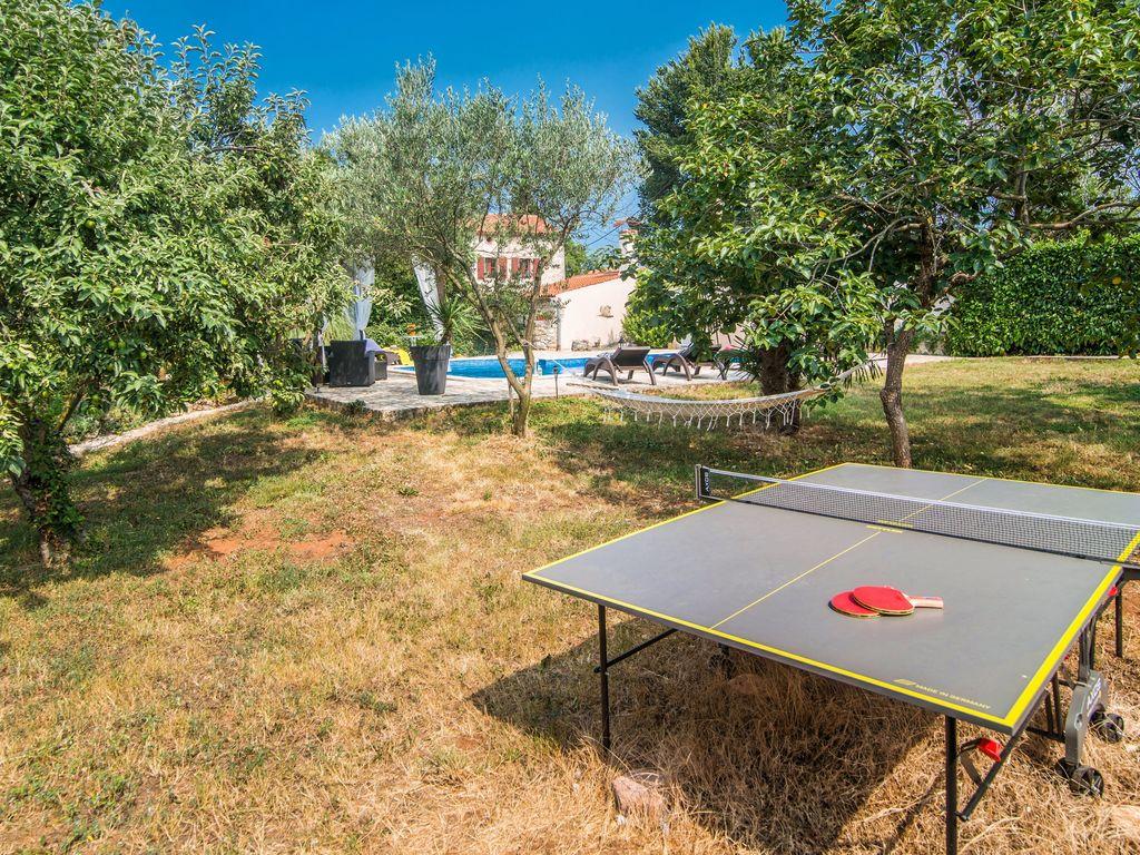 Ferienhaus Wunderschöne Villa mit eigenem Pool in Vodnjan (225029), Marcana, , Istrien, Kroatien, Bild 23