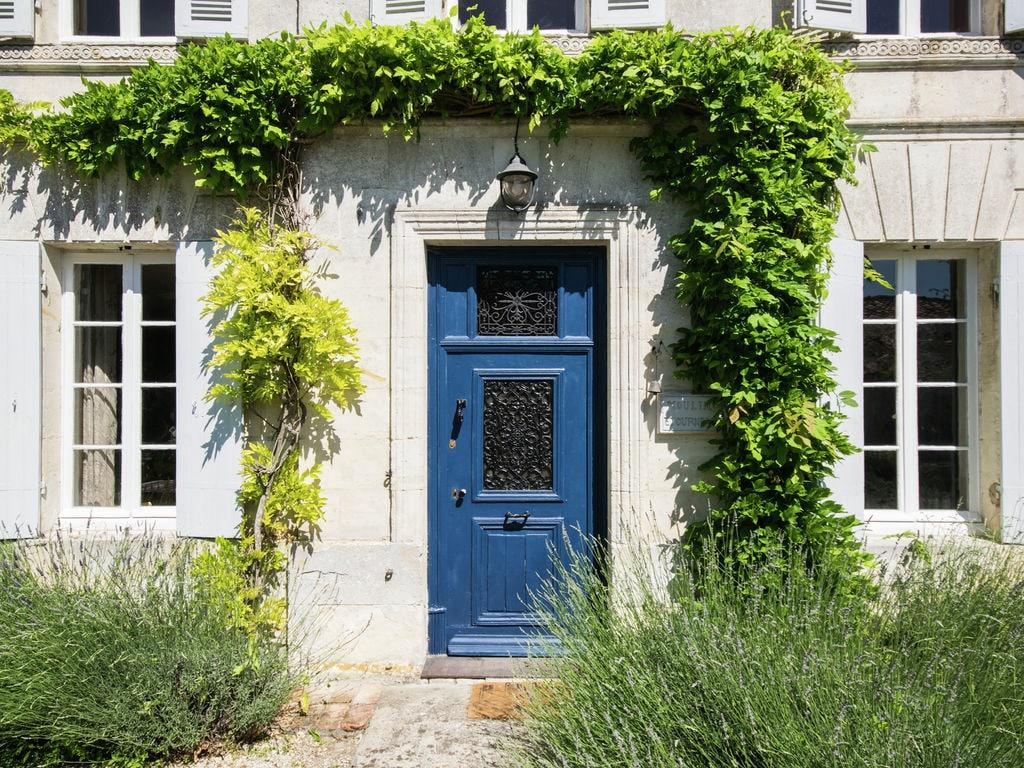 Ferienwohnung Gemütliches Ferienhaus, Champagnac Frankreich, Swimmingpool (1404588), Jonzac, Atlantikküste Charente-Maritime, Poitou-Charentes, Frankreich, Bild 8