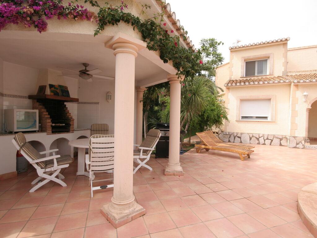 Ferienhaus Luxuriöse Villa mit eigenem Pool in Les Rotes (225457), Dénia, Costa Blanca, Valencia, Spanien, Bild 25