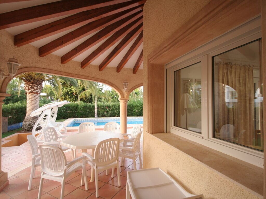 Ferienhaus Luxuriöse Villa mit eigenem Pool in Les Rotes (225457), Dénia, Costa Blanca, Valencia, Spanien, Bild 8