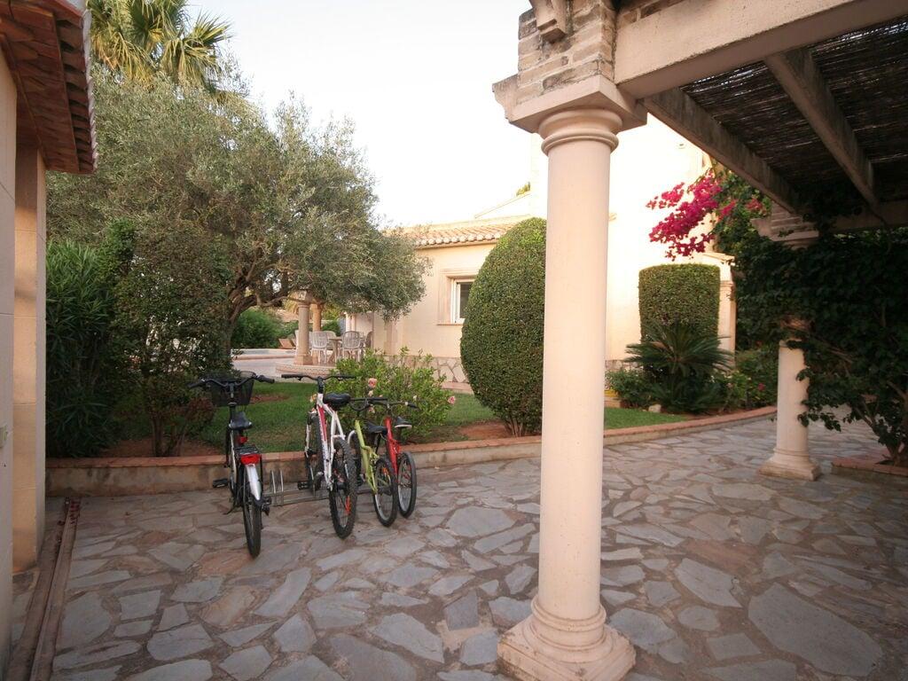 Ferienhaus Luxuriöse Villa mit eigenem Pool in Les Rotes (225457), Dénia, Costa Blanca, Valencia, Spanien, Bild 28