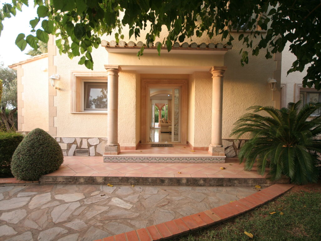 Ferienhaus Luxuriöse Villa mit eigenem Pool in Les Rotes (225457), Dénia, Costa Blanca, Valencia, Spanien, Bild 31