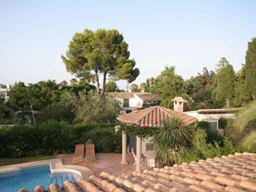 Ferienhaus Luxuriöse Villa mit eigenem Pool in Les Rotes (225457), Dénia, Costa Blanca, Valencia, Spanien, Bild 35